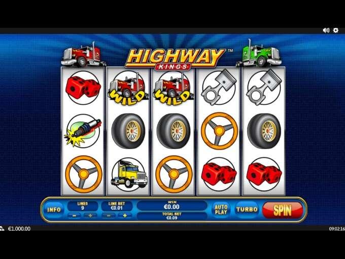 Highway Kings เกมรถ