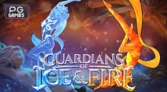Guardians of Ice & Fire เกมสล็อตออนไลน์ แนวแฟนตาซีจากค่ายดัง Fullslot