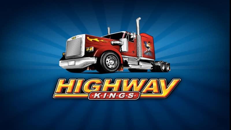 Highway Kings เกมสล็อตออนไลน์ธีมรถบรรทุกที่มาพร้อมรางวัลใหญ่ในเกม